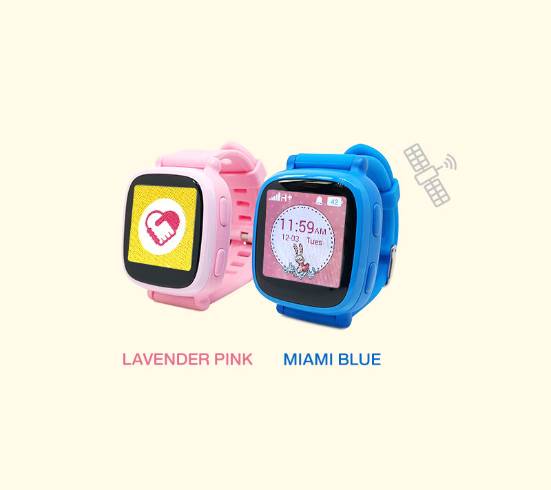 THE FIRST 3G-ANDROID KIDS SMART WATCH • More Accuracy and Better Performance with 3G Network and Locating by GPS/Wi-Fi/LBS • Faster Processing Speed with Android OS • Bigger, Brighter and Sharper with Full-Color 1.54 inch Touch Screen • Changeable Colorful Themes • Set Family Members' Profile Picture on the Watch Screen • 60 Family Members Contact List • Longer Battery Life (600mAh): Standby for 2-3 Days